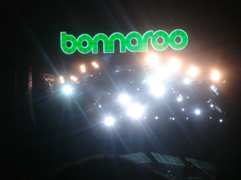 atm-bonnaroo stage at night