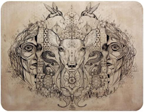 tale of the white deer photo david hale